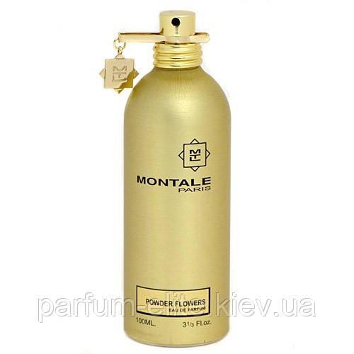 Парфумована вода унісекс Montale Powder Flowers 100ml(test)