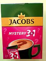 Кофейный напиток Jacobs Mystery 24 стика, фото 1
