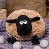 Мягкая игрушка баранчик Шон 50 см, медовый, фото 2