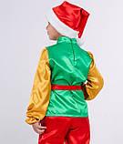 Детский карнавальный костюм Лесного гнома, фото 2
