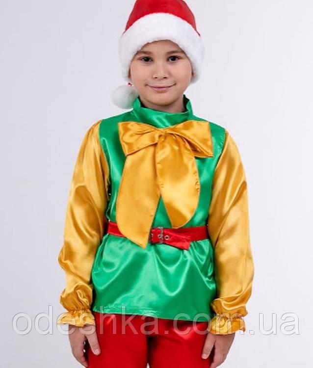 Детский карнавальный костюм Лесного гнома