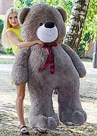 Плюшевый Мишка 2 метра капучино, Большой Плюшевый Медведь, Большая Мягкая игрушка Плюшевый Мишка 200 см