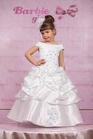 Бальное нарядное/пышное платье 128-140р
