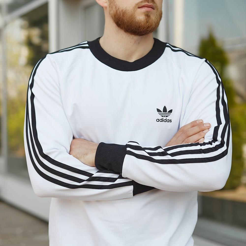 Мужской cвитшот толстовка Adidas, чоловічий світшот Адидас, кофта худи Адідас