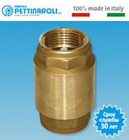 Обратный клапан 3/4'' Pettinaroli