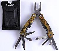 Многофункциональный складной нож для выживания охотничий мультитул MT-608-H