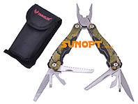 Многофункциональный складной нож для выживания охотничий мультитул MT-609-H