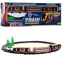 Детская железная дорога ББ 2941A 27 деталей 62х62 см
