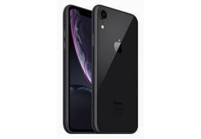 Смартфон iPhone XR 3/128gb Black Apple A12 2940 мАч + чехол и стекло