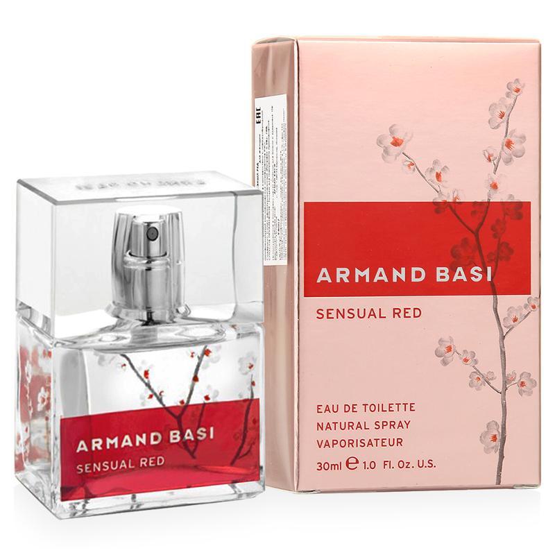 Armand Basi Sensual Red  100ml