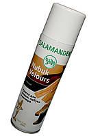 Краска для замши, нубука Salamander 250ml (черный)