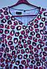Розкішне плаття з кишенями Розмір наш 56 ( К-189), фото 3