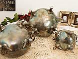 Антикварный посеребренный чайный сервиз, серебрение, Англия, Sheffield H. Land, фото 6