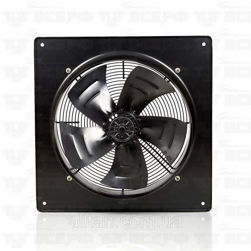 Осевой Вентилятор WOKS 450 (квадратный корпус)