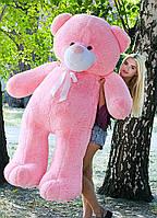 Плюшевый Мишка 2 метра розовый, Большой Плюшевый Медведь, Большая Мягкая игрушка Плюшевый Мишка 200 см