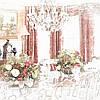 Оформление торжественного зала текстилем, фото 4