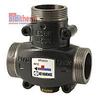 """Термический трехходовой клапан ESBE VTC512 G 1 1/2"""" kvs14, 55 С, Швеция"""