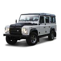 Машина Bburago LAND ROVER DEFENDER 110 (18-43029)