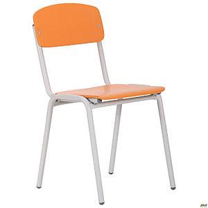 Стілець учнівський AMF №4 апельсин для аудиторій