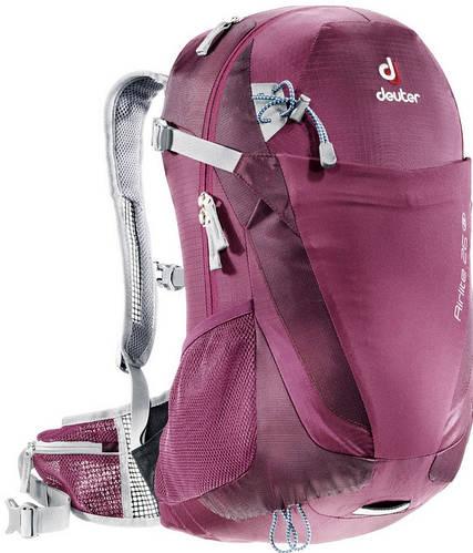 Туристический  прочный рюкзак DEUTER Airlite 26SL, 4420415 5530 бордовый
