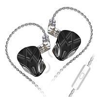 КЗ АСФ 10BA навушники збалансований арматура HiFi звук з шумозаглушенням спортивні навушники монітори, дротові