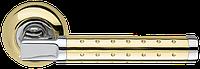 Дверная ручка  Armadillo Eridan LD37 золото/хром