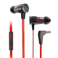 Plextone не G25 Gaming навушники 3,5 мм важкий бас навушники з мікрофоном для телефону PC комп'ютер
