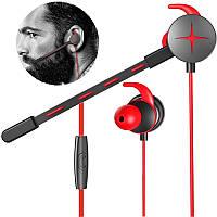 В7 ігрові навушники портативний 3.5 мм водонепроникний стерео навушники з Знімний мікрофон для телефону,