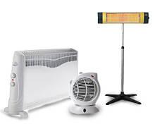 Обогреватели, увлажнители воздуха и кондиционеры