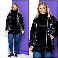 Куртка женская зимняя Пальто Курточка длинная женская Дутая куртка женская Пуховик женский