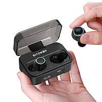 Інструменти БВ-FYE3 правда Бездротові Bluetooth-Навушники HiFi 5.0 двосторонні дзвінки з банку сили 2600mAh