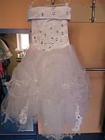 Бальное нарядное/пышное платье 116-128р