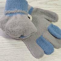 Перчатки для мальчика Возраст 1-3 года, фото 4