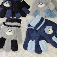 Перчатки для мальчика Возраст 1-3 года, фото 3