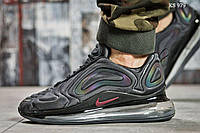 Кроссовки Nike Air Max 720 (серый хамелеон) Оригинал, фото 1