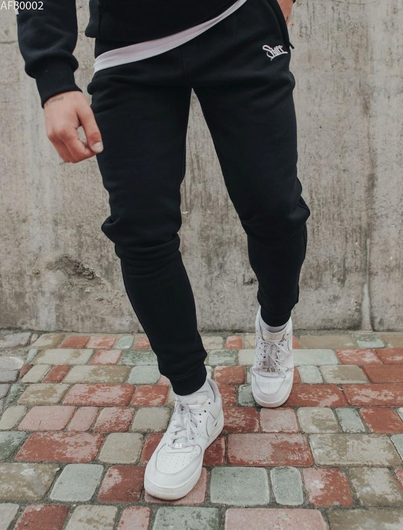 Спортивные штаны Staff black2 logo fleece