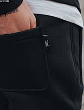 Спортивные штаны Staff black2 logo fleece, фото 2
