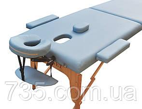Массажный стол  ZENET  ZET-1042  размер L (195*70*61), фото 2