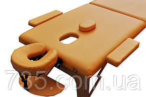 Массажный стол  ZENET  ZET-1042 размер M ( 185*70*61), фото 2