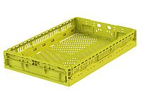 Ящики пластик складывающиеся 600 х 400 х 100