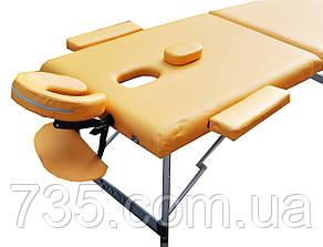 Массажный стол  ZENET  ZET-1044 размер М ( 185*70*61), фото 2