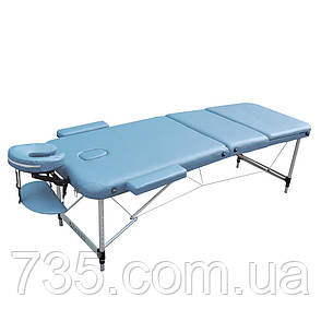 Массажный стол  ZENET  ZET-1049 размер M ( 185*70*61), фото 2