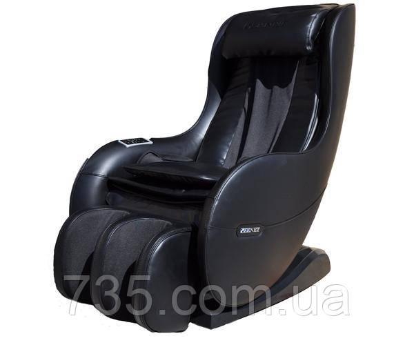 Массажное кресло для тела ZENET ZET 1280 черное