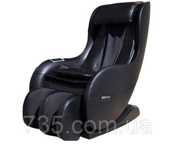 Массажное кресло для тела ZENET ZET 1280 черное, фото 2