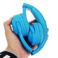 Портативний Picun Е3 складаний дитячий навушники Bluetooth бездротова гарнітура вбудований мікрофон з Тип-C