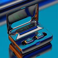 Bakeey Н60 СПЦ Навушники Навушники 5.0 дисплей Сід Банку сили 9Д стерео шум скасовуючи IPX5 водонепроникний