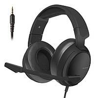 N12 в ПС4 гарнітура бас 3,5 мм ПК навушники з мікрофоном для телефону, планшета, комп'ютера Mac, Xbox і