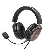 Порти Tronsmart Соно гарнітура провідна геймер 3.5 мм ігрові навушники для ПК телефон перемикач для Xbox і PS4