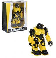 """Робот """"ThunderBolt"""", желтый 607/609"""
