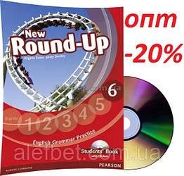 Английский язык /New Round Up/ Student's Book+CD. Учебник с диском, 6/ Pearson